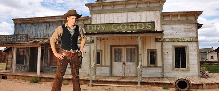 Sassafras the Cowboy