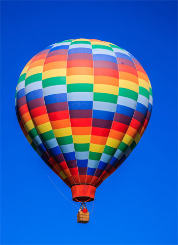 Hot Air Balloon Rides Chicago