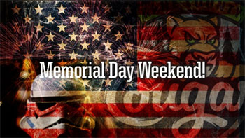 Kane County Cougars Memorial Day Weekend