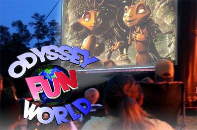 Odyssey Fun World Outdoor Movies