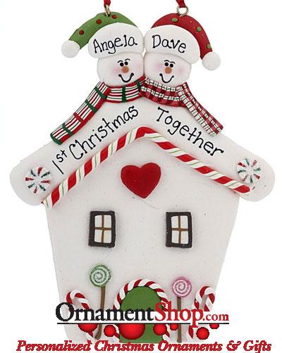 custom holiday christmas ornaments