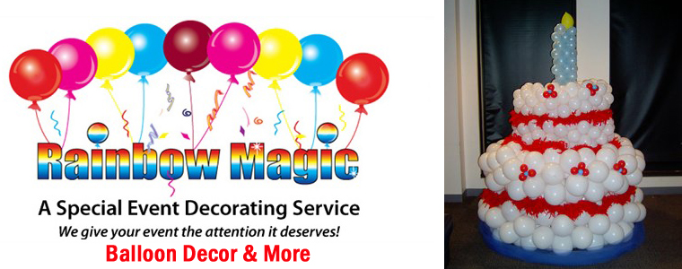 Rainbow Magic Decor