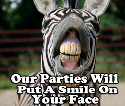 Safari Land Birthday Parties