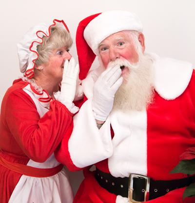 Chicago Santa Claus Visits