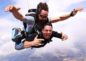 Skydive The Rock Beloit Wisconsin