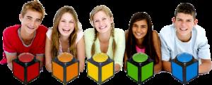 Trivia Cubes