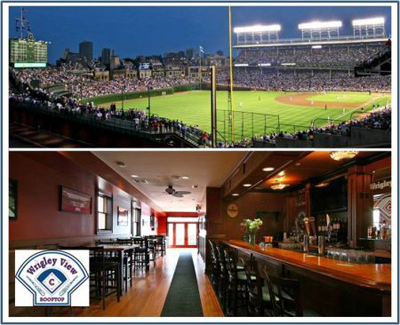 Wrigley View Rooftop Tickets
